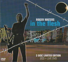 ROGER WATERS - IN THE FLESH LIVE - 3 DISC 2CD/DVD LIMITED EDITION (BRAND NEW)
