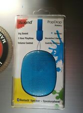 ISOUND BLUETOOTH SPEAKER POP DROP