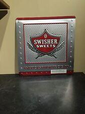 Metal Swisher Sweets Cigar Sign