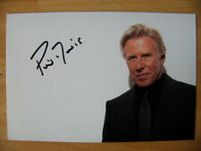 D Surname Initial Certified Original TV Themed Autographs