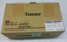 Toner NPG-5 For Use in Canon 3030/3050