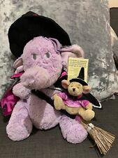 Halloween Heffalump Cuddly Toy Limited Edition BNWT Disney Store