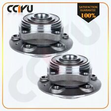 2 New Complete Wheel Hub And Bearing Assembly Front Fits Volvo XC70 V70 S80 S60