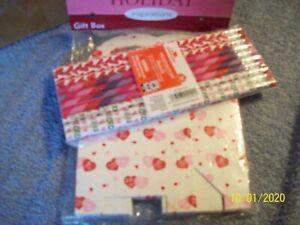 Valentine Pencils & Gift Boxes