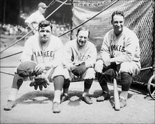 1927 Ruth Gehrig Huggins Photo 8X10 -  New York Yankees  Buy Any 2 Get 1 FREE