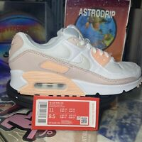Nike	Wmns Air Max 90 'Barely Rose' - CT1030 101 - Size: Womens 11 Sneakers