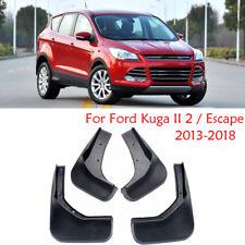 Genuine Splash Guards Mud Guards Mud Flaps For Ford Kuga II 2 / Escape 2013-2018