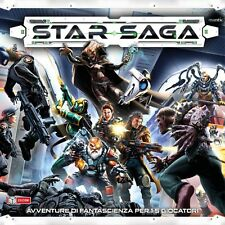 Star Saga - Gioco Base - totalmente in italiano