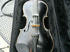 stainer violin with a lion headstock