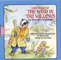 Little Treasury of the Wind in the Willows (boxed set of 6), Kenneth Grahame , A