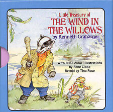 Little Treasury of the Wind in the Willows (boxed set of 6), Kenneth Grahame, Us