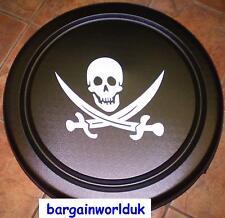 Crâne & Os Noir Semi Rigide Plastique Pneu Housse Roue wheelcover 4x4 toutes tailles