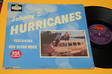 JOHNNY AND THE HURRICANES LP SAME ORIG UK 1959