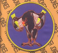 ROKAF Republic of Korea Fighter Squadron aviation patch D