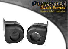 Powerflex Black ANTERIORE ANTI ROLL BAR 24 mm PFF66-204-24BLK per Saab 900 94-98