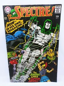 The Spectre #1 (1967) Silver Age Classic Solid VG+ range Shows Better DC Comics