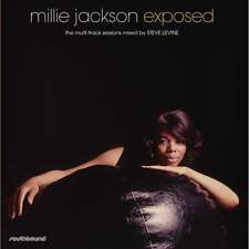 MILLIE JACKSON-EXPOSED: THE MULTI-TRACK SESSIONS...-IMPORT CD WITH JAPAN OBI F30