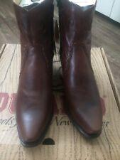 Durango Women's Raven Ingot Collar Boots Size 9 M NIB