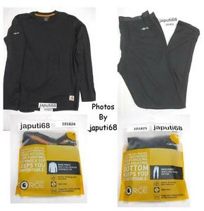 Carhartt Base Force COOL Weather THERMAL  TOP or BOTTOM [A55-824/825]