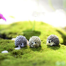6pcs Miniature Fairy Garden Ornament Decor Pot DIY Craft Dollhouse Garden Decor