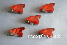 5PCs Rubylith Toggle Switch Guard Cover / Switch Security Guard