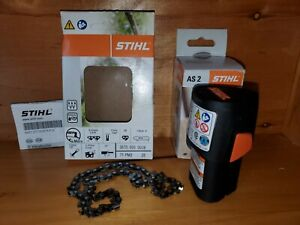 Stihl GTA26 chainsaw Battery AND Chain Never Used! DONT OVERPAY! Free shipping