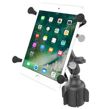 RAM Stubby™ Cup Holder X-Grip Mount for iPad Mini, Other Small Tablets