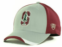 Stanford Cardinal Top of the World Grizzly NCAA College Stretch Fit Cap Hat OSFM