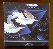 Isao Tomita COSMOS (Kosmos) CD Paper-Sleeve Mini-LP REMASTERED 2004