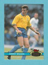 FOOTBALL - TOPPS U.K. - FOOTBALLER NO. 73  - DANNY WILSON OF SHEFF. WEDS. - 1992