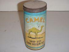 1946 AUTOMOBILE MEMORABILIA CAN CAMEL TIRE PATCH KIT
