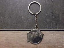 Porte clé métal Perrier