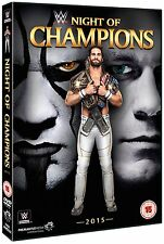 Official WWE - Night Of Champions 2015 DVD