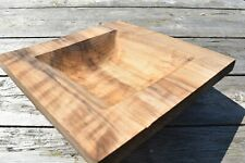 Wooden Bowl, Square Decorative Bowl - Jason Michael Kotarski