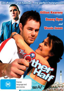 The Other Half DVD - SOCCER MOVIE