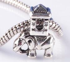 3PCS Tibetan silver Like spacer beads fit pendant charm European bracelet B799