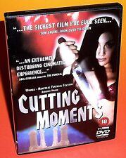 Cutting Moments (1997) DVD  Nicca Ray, Gary Betsworth, Jared Barsky