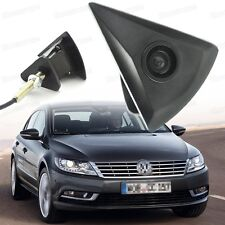 Waterproof 170° Degree CCD Front View Camera Logo Embedded for 2012-2016 VW CC