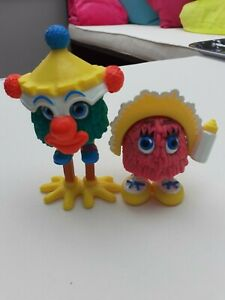 McDonalds Fry Guys Happy Meal Toys - Retro 1980s - Excellent Condition