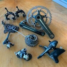 Campagnolo Record Groupset 10 speed Carbon Titanium Full Set