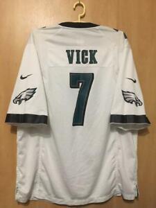 NFL PHILADELPHIA EAGLES AMERICAN FOOTBALL SHIRT JERSEY NIKE MICHAEL VICK #7