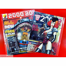 More details for 2000ad new size comic bags only clear resealable or tape closed size3 new x 25 .