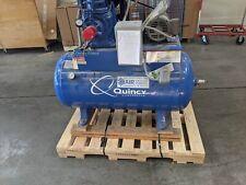 Quincy 325 Qrb With A 40 Gallon Volume Tank Amp An Hankison Air Drier Series E