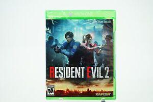 Resident Evil 2: Xbox One [Brand New]