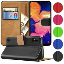 Livre Étui pour Samsung Galaxy A10 Housse Clapet Téléphone Portable Etui Coque