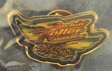 Rock N Roller Coaster   Media Press Pin   Aerosmith  Rockin' (In Sealed Package)