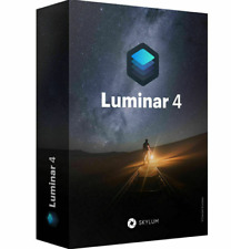 Luminar v4 2020  Windows  Full version  Fast delivery