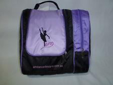 AMDance Designs Purple Hair and Cosmetics Bag