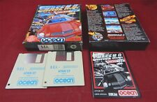 ATARI ST: Chase rouges-Ocean 1990