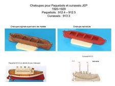 JEP - Chaloupe (lifeboat) pour bateaux série 912 et 913 -- Heller et Coudray